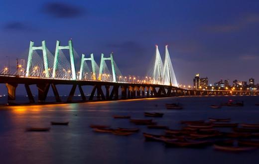 Mumbai Bridge