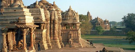 Khajuraho Erotic Sculptures