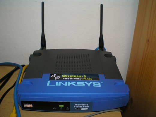 Linksys Wireless Access Router