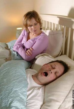 Is it true that fat people snore more?