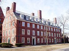 Massachusetts Hall, Harvard University