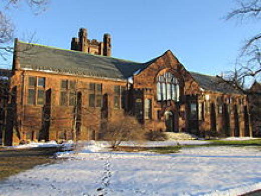 Williston Library, Mount Holyoke College
