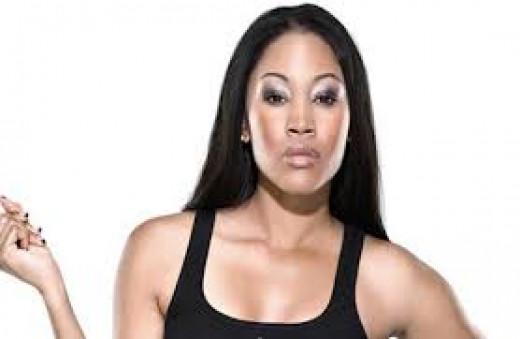 WWE's Diva Cameron.