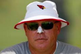 Bruce Arians, head coach, Arizona Cardinals.