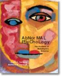 normal vs abnormal psychology Defining normal katie segura abstract based on the available research, normal has traditionally been defined in terms of the abnormal in other words, each term is used as a benchmark to describe the other, without which neither.
