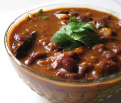 Rajma with special gravy