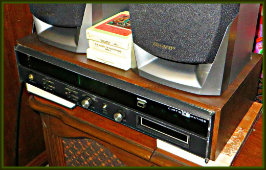 This Curtis Mates 8 track player been a daily player since 1969. That is 46 years and counting without any issues.  The great thing is you can play a turntable through the receive, and it works and sounds wonderful as well :)