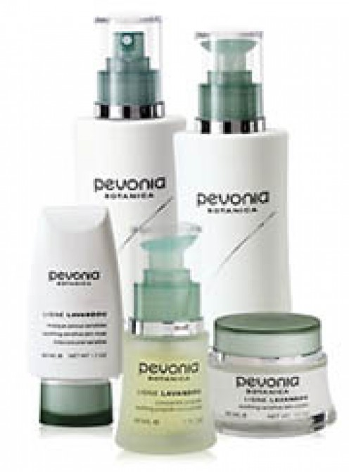 Pevonia skin care products are perfect for sensitive skin