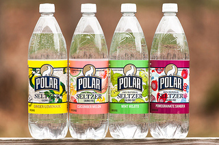 Polar Beverages soft drinks