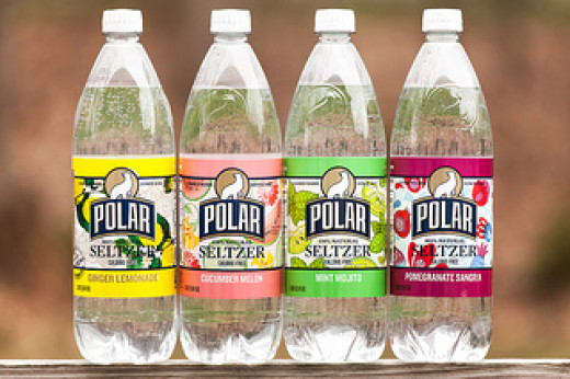 Polar Beverages soft drinks