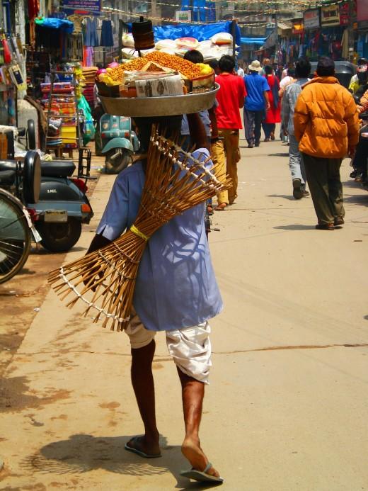 Indian Street Snacks