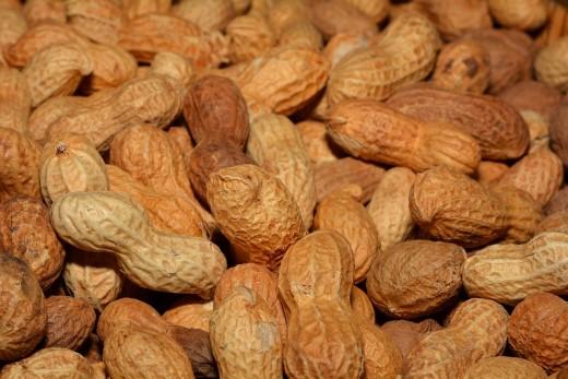 Eating Peanuts is Healthy