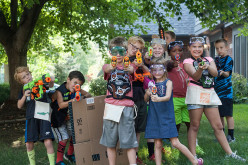 Nerf Gun Birthday Party Ideas and Themed Supplies