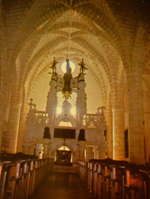 Christopher Columbus' Mausoleum 1986