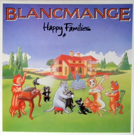 Happy Families, by Blancmange