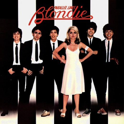 Parallel Lines, by Blondie