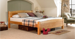 Things To Consider When Choosing A Metal Bed Over A Wooden One