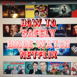How to Binge Watch a Show on Netflix