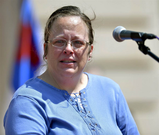 The U.S. Supreme Court late Monday rejected an appeal from a county clerk in Kentucky who said she could not issue marriage licenses to same-sex couples because of her religious objections.