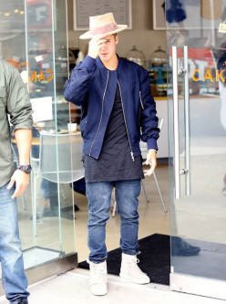 The Changing Style of Justin Bieber