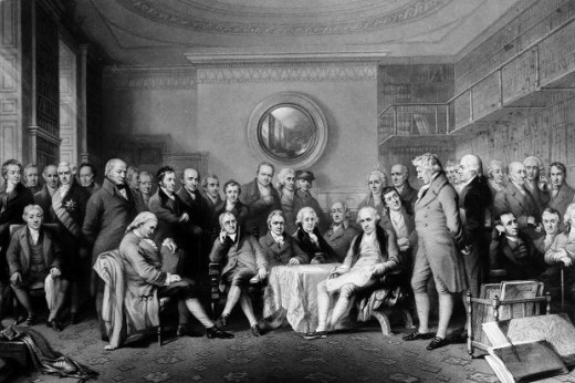 Members of the Royal Society