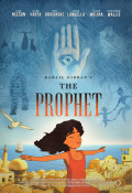 Kahlil Gibran's The Prophet (2015)