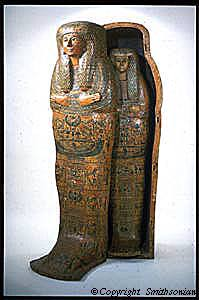 Blood and soft tissue have also been found in Egyptian Mummies
