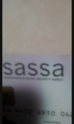 I am forever in gratitude Sassa.