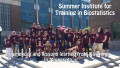 The Summer Institute for Training in Biostatistics: experiences and lessons learned from a summer in Minnesota