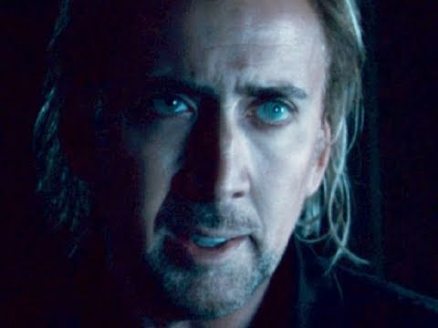 Cage's grade-A psychosis is more than a little distracting...