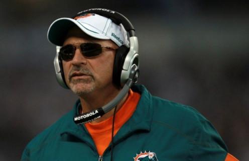 Ron Marinelli, Miami Dolphins.