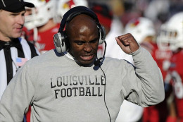 Charlie Strong, Texas.