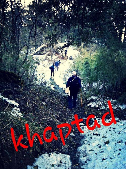 Khaptad Area