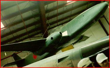 A Kikka at the Paul E. Garber Facility, April 1992.