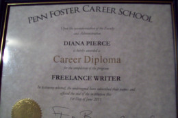 I took this Freelance Writing course four years ago.