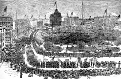 Labor Day Troubled Beginnings and Haymarket Tragedy