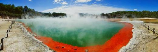 Rotorua  - World's Largest Geothermal Site