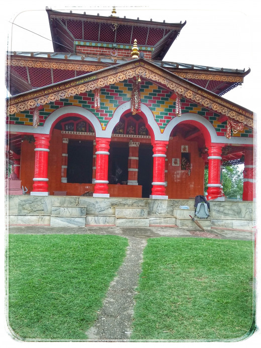 Tripura Sundari Temple, Baitadi, Nepal