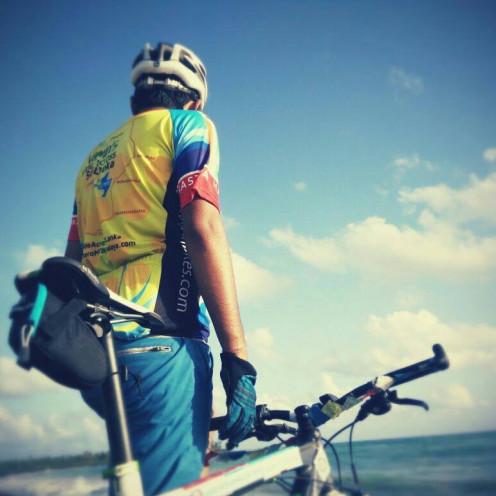 Ashish Sood on 'Ride Across Sri Lanka'