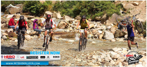 Let the trill begin with MTB Himalaya powered by HASTPA. Come join us.