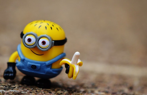 Minions love bananas and you'll love the recipes below.