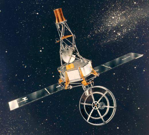 Mariner 2 SpaceCraft
