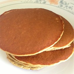Protein rich banana pancakes