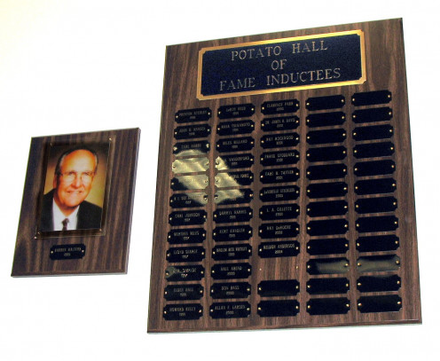 Idaho Potato Museum Hall Of Fame