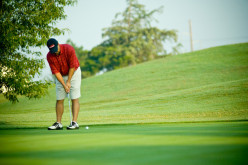 How To Putt From Off The Golf Green