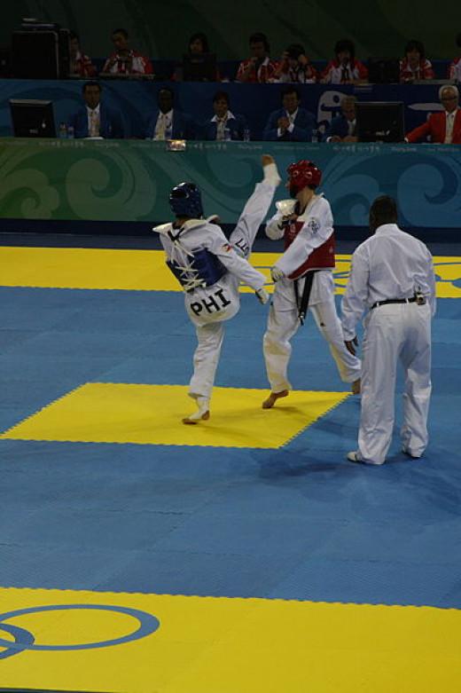 2008 Summer Olympics Taekwondo