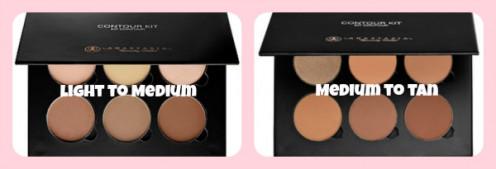 Light to Medium & Medium to Tan
