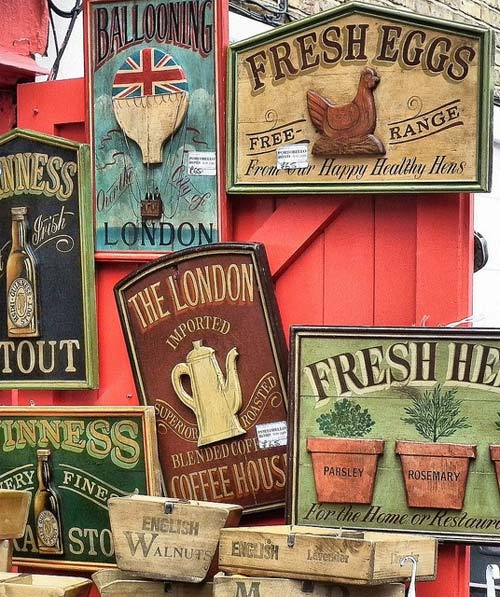 3 Vintage London Attractions