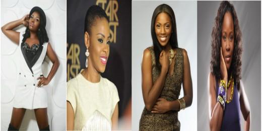 Top Nigeria female Musicians