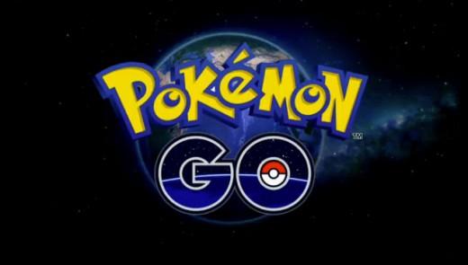 The official logo for Pokémon Go